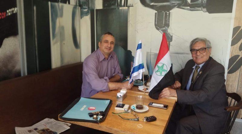 قناة عيلام – لقاء اخوي عيلامي اسرائيلي